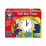 Orchard_Toys Tell The Time - Juego educativo para aprender la hora...
