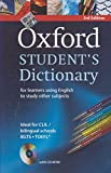 Oxford Students Dictionary With CD-ROM - 9780194331357