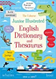 Junior Illustrated English Dictionary And Thesaurus (Illustrated Dictionary...