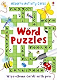 Word Puzzles (Activity and Puzzle Cards)