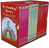 Usborne My Second Reading Library 50 Books Set Collection Pack Early Level...