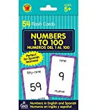 Numbers 1 to 100 Flash Cards: Numeros del 1 Al 100 (Brighter Child Flash...