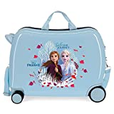 Maleta infantil Trust your journey con ruedas multidireccionales Frozen II
