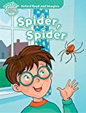 Oxford Read and Imagine Early Starter Spider, Spider (Oxford Read &...