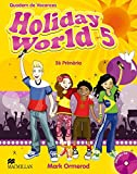Holiday world 5 act pack (catalán) (Holiday Books)