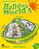 Holiday world 4 act pack (catalán) (Holiday Books)