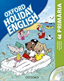 Holiday English 4º Primaria: Pack (catalán) 3rd Edition (Holiday English...
