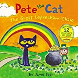 Pete the Cat: The Great Leprechaun Chase: Includes 12 St. Patrick's Day...