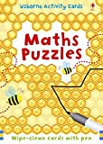 Khan, S: Maths Puzzles (Activity and Puzzle Cards)